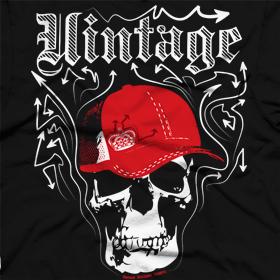 VintageSkullCap